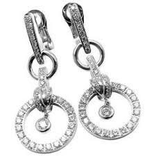 piaget earrings piaget earrings 10 for sale at 1stdibs