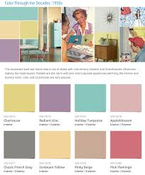 20 historic paint color collections from colonial to 20th
