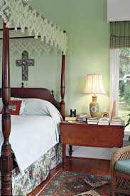 Height Of Bedside Table Bedside Table And Lighting Southern Living
