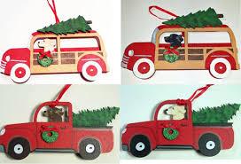 Fire Trucks Decorated For Christmas Labrador Retriever Gifts Com Lab Christmas Ornaments U0026 Decor