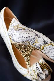 wedding shoes reddit these custom wedding shoes are seriously amazing