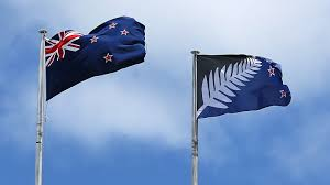 Nee Zealand Flag New Zealanders Begin Voting On Whether To Swap Out Their Flag