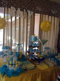 rubber ducky baby shower candy table my part time job
