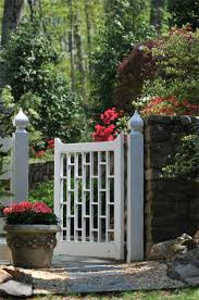 enchanting garden gates add a delightful detail to your lawn