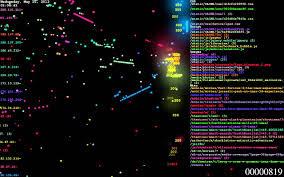 nginx access log analyzer logstalgia nginx access log visualization