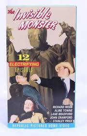bradford monster truck show the invisible monster vhs scary halloween movie 12 episodes