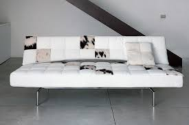 modern leather sleeper sofa modern sleeper sofa living room contemporary with calligaris eddie