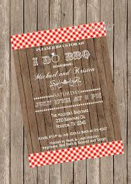 coed bridal shower couples or coed bridal shower printable invitation rustic i do bbq