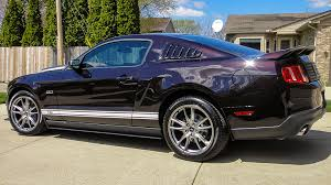 All Black 2013 Mustang Best Mustang Colors Top 10 Mustang Colors Cj Pony Parts