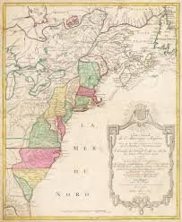 L Map Chicago by 1776 Antique Map Of The American Colonies By Lotter Hjbmaps Com