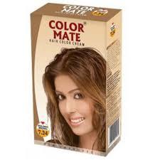 Hair Color Light Brown Color Mate Hair Colour Light Brown 15 Gm Apollo Pharmacy