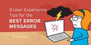 best error messages png