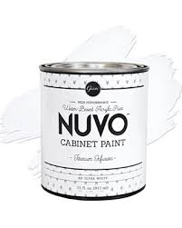 is nuvo cabinet paint amazing deal on nuvo cabinet paint titanium infusion quart