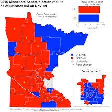 Dayton Map Six Maps To Help Make Sense Of Tuesday U0027s Election In Minnesota