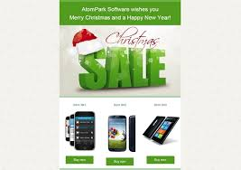 all for christmas seasonal cards email templates and landing