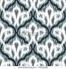 abstract ikat pattern stock vector 510353929 shutterstock