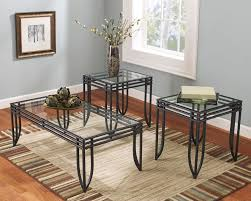 coffee table sale 3 coffee table sets with x design 3pc coffee