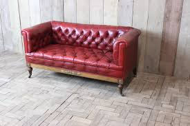 used chesterfield sofa 19th century leather chesterfield sofa for sale at pamono