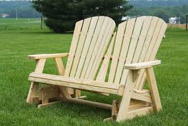 Gliding Adirondack Chairs Adirondack Style Seating U2022 Outdoor Lawn Furniture