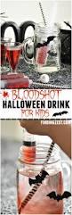 bloodshot halloween drink for kids finding zest