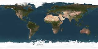 Map Of The Earth Java Applying Map Of The Earth Texture A Sphere Stack Overflow