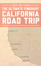 California how do you spell travelling images Best 25 california road trips ideas trip to jpg