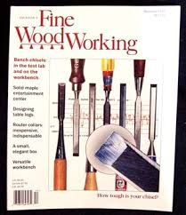 Fine Woodworking Magazine Bandsaw Review by Finders Of Keepers Books Books Magazines Sewing Needlework