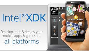 membuat aplikasi android dengan intel xdk intel xdk complete tutorial