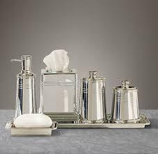 Glass Bathroom Accessories by Countertop Accessories Rh