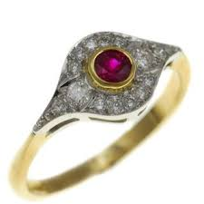 16 best art deco style rings by victoria james jewellers images on