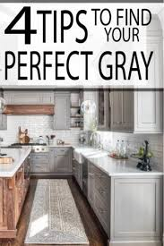 the best gray paint for kitchen cabinets painted furniture ideas 4 tips to find the gray