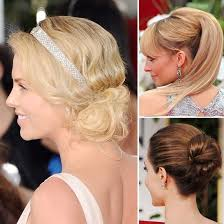 hairstyles golden globes golden globes hair from the back popsugar beauty