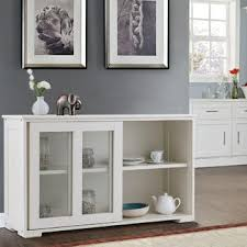 glass kitchen cabinets sliding doors goplus storage cabinet sideboard buffet cupboard glass