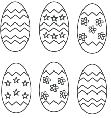 free printable easter worksheets kindergarten crafts sunday