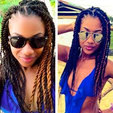 senegalese twist using marley hair senegalese twist styles google search hairstyles braids