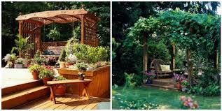Backyard Arbor Pergola Plans And Design Ideas How To Build A Diy Backyard Decks