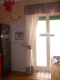 mantovana per cucina gallery of 100 tenda country cucina tende con mantovana per