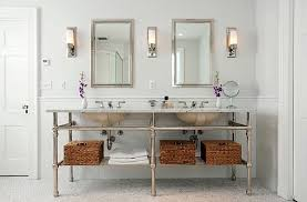 furniture amusing mirror lighting wall tech metro long bath