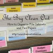 Folders For Filing Cabinet 3 Steps To Organized Files Filing Organizing And Spaces