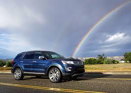 Ford Explorer Platinum - 2016 ford explorer platinum the awesomer