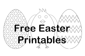 easter colouring sheets free easter printables mummy