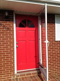 front doors stupendous front door red for contemporary home