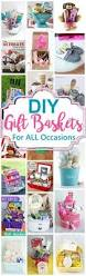 Gift Basket Ideas For Christmas The 25 Best Baby Gift Baskets Ideas On Pinterest Baby Shower