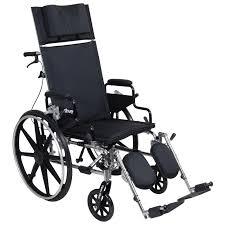 Drive Wheel Chair Viper Plus Reclining Wheelchair With Flip Back Detachable Desk Arm