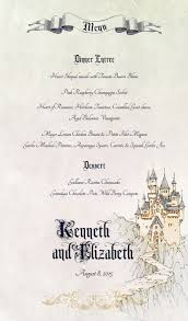 Wedding Invitations With Menu Cards 10 Best Fairy Tale Wedding Invitations Images On Pinterest Fairy