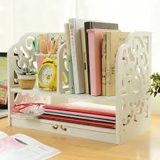 Cheap Wood Desk by Cheap White Wood Desk Organizer Find White Wood Desk Organizer