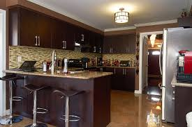 dark brown cabinets or white cabinets wonderful home design