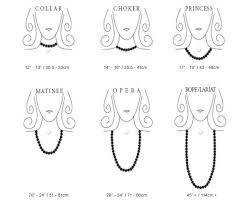 necklace lengths choker images 49 pandora necklace lengths pandora sizing chart finding your jpg