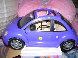 barbie toy cars barbie purple punch buggy childhood nostalgia pinterest