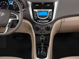 hyundai accent gl vs gls 2013 hyundai accent instrument panel interior photo automotive com